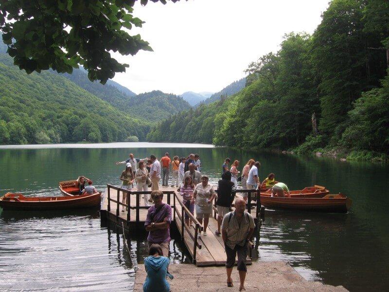 Биоградское озеро Черногория