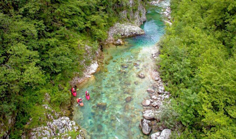 Река Комарница