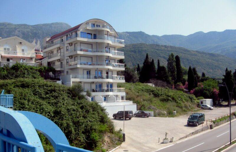 курорт Бечичи Черногория