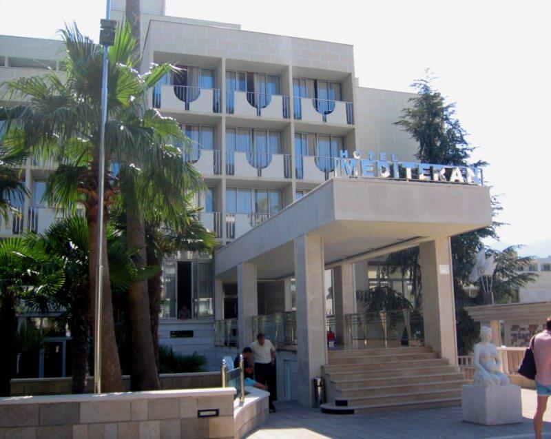 Отель Медитеран Бечичи Черногория