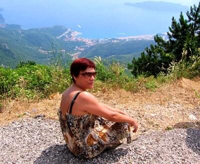 Горы Черногория