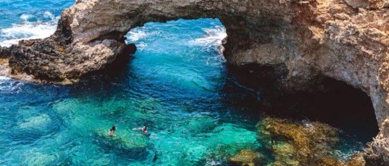 Средиземное море Кипр