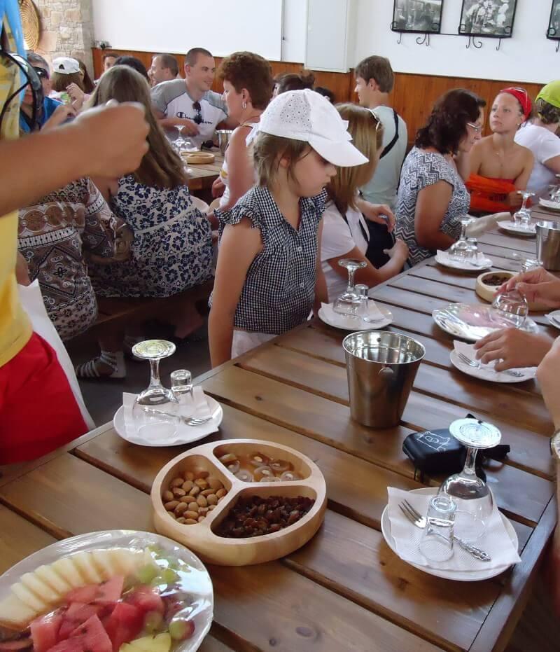 Дегустация вин Кипр