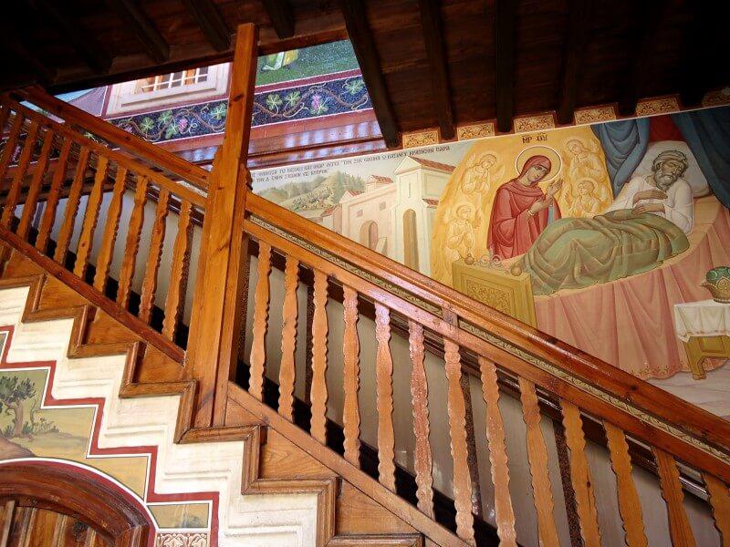 Фрески монастырь Киккос