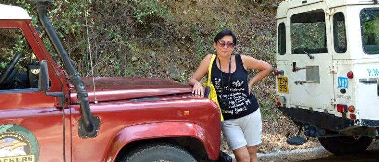 Джип-сафари тур Троодос