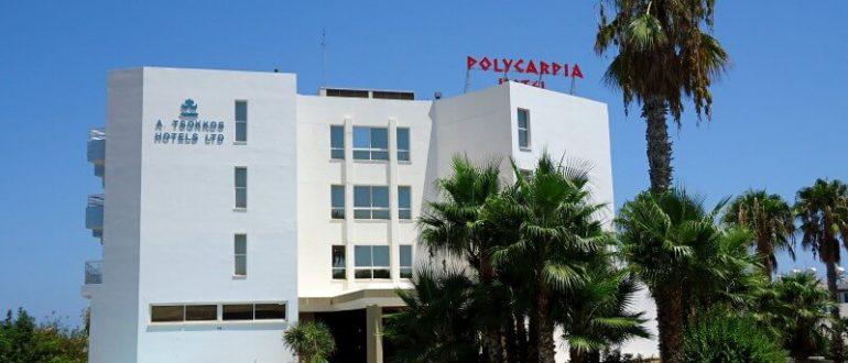 Отель Поликарпия Протарас Кипр