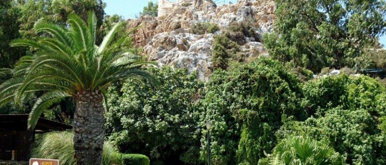 Курортный город Протарас Кипр