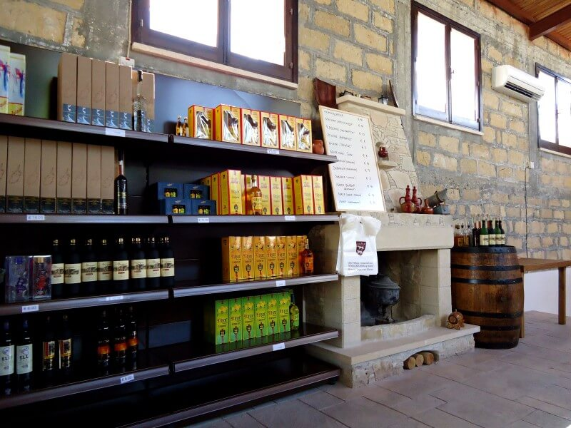 Семейная винодельня Кипр