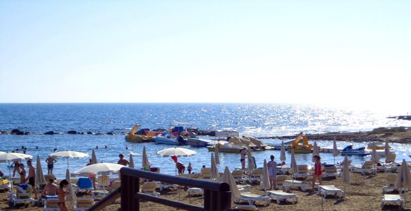 Наш пляж Протарас