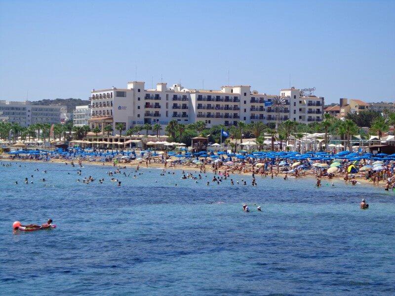 Пляж Пернера Протарас