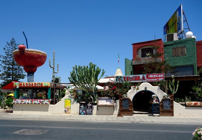 Мексиканский ресторан Айя-Напа Кипр