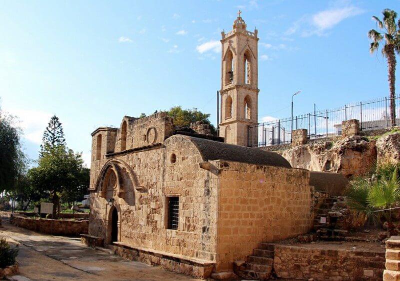 Монастырь Айя-Напа Кипр