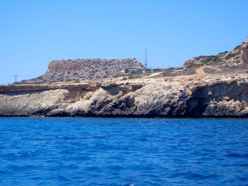 Мыс Каво-Греко Кипр