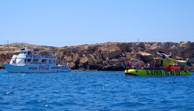 Гроты и пещеры Кипр