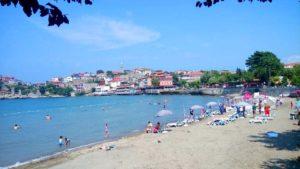 город Амасья Черное море Турция