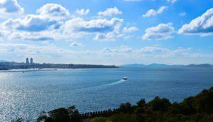 Босфор Мраморное море Турция