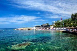 Эгейское море Турция