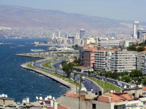 город Измир Турция