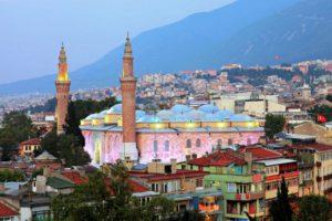 провинция Бурса Турция