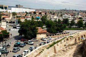 город Газиантеп Турция