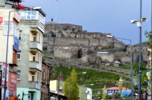 город Карс Турция