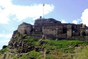 крепость Карс Турция