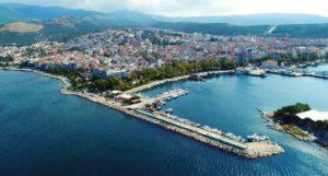 курорт Эрдек Турция