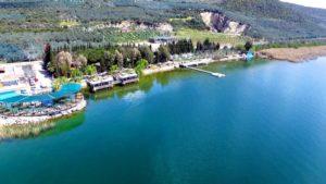 озеро Изник Турция