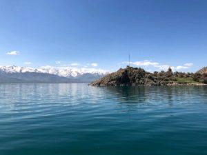 озеро Ван Турция