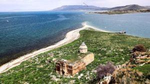 полуостров Ахтамар Турция