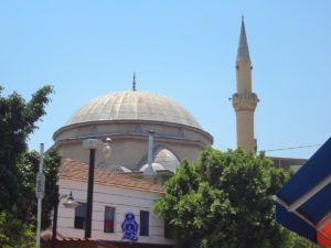 мечеть старый город Анталия