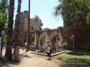 ворота Адриана Анталия Турция