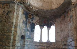 фрески в храме Николая Чудотворца