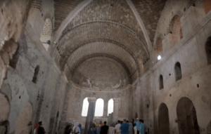 храм Николая Чудотворца внутри