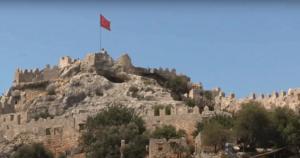 крепость Симена Турция