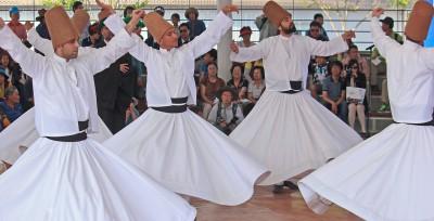 танцующие дервиши