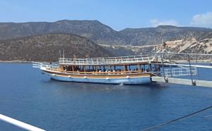 прогулочная яхта Кекова Турция