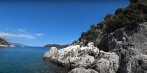 остров Кекова Турция