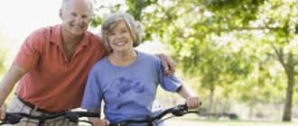 Средиземноморская диета для пожилых людей